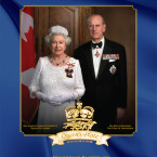 Queen's Plate 151st Program with Queen Elizabeth : Cover