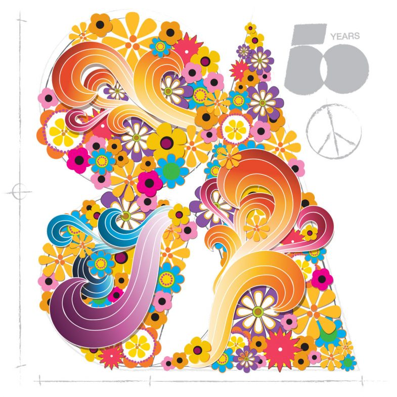 50th Anniversary Logo Design