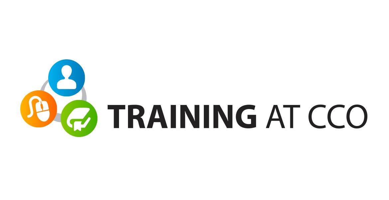 Training at CCO logo