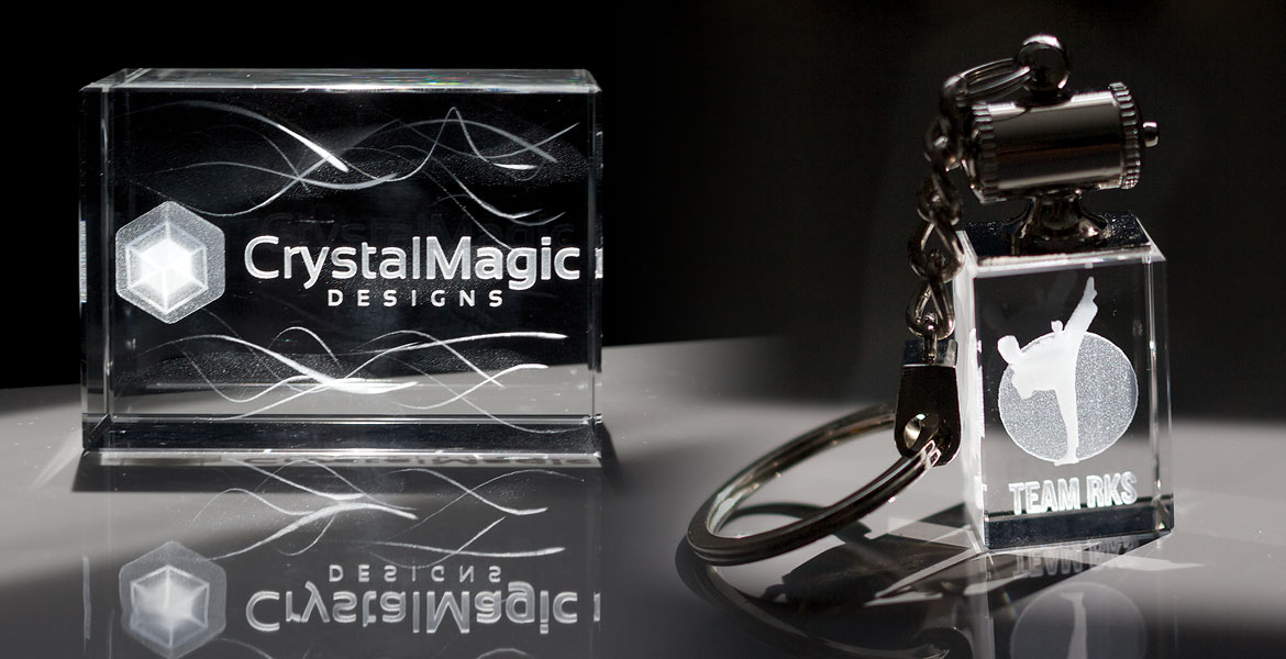 Crystal Magic: Sales Sheet - photography