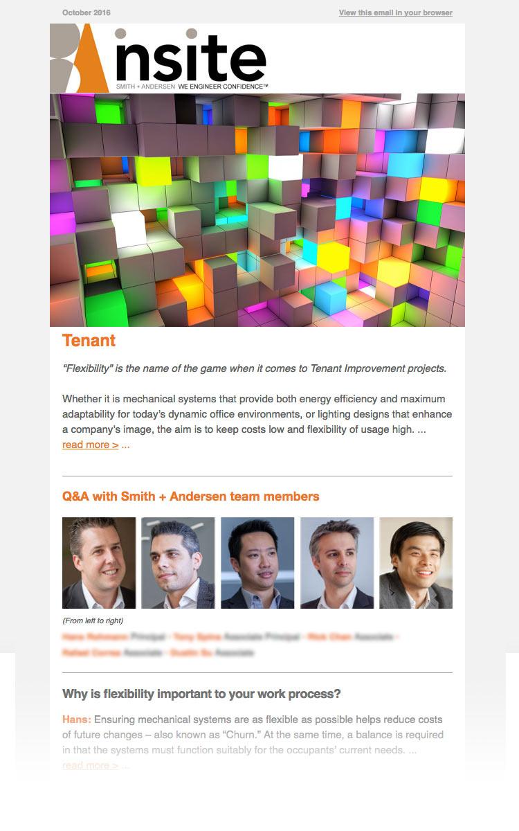 nSite - Data Centres - Tenant 2016 Edition
