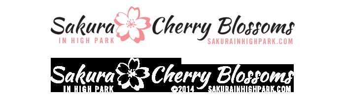 SakurainHIghPark new 2014 logo design