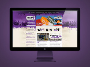 Sick Army Gear Website Design