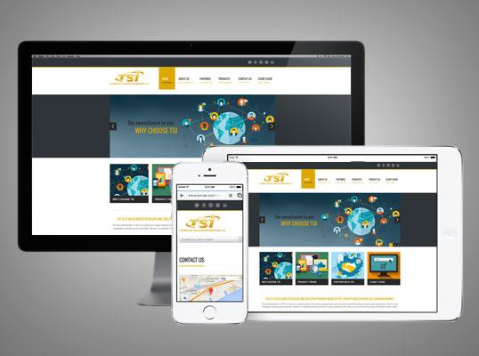 TSI.ca Responsive Website Design