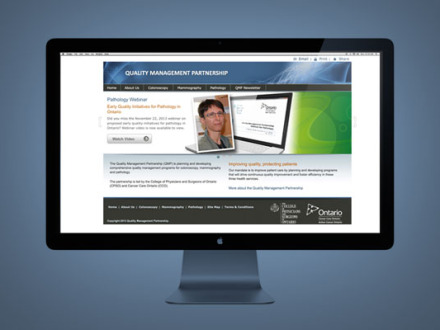 QMP Ontario Website