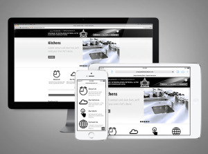 UniqueStainlessSteel.com Responsive Website