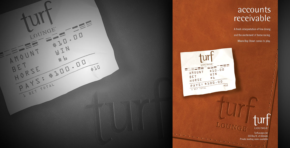 Turf Lounge: Accounts Receivable