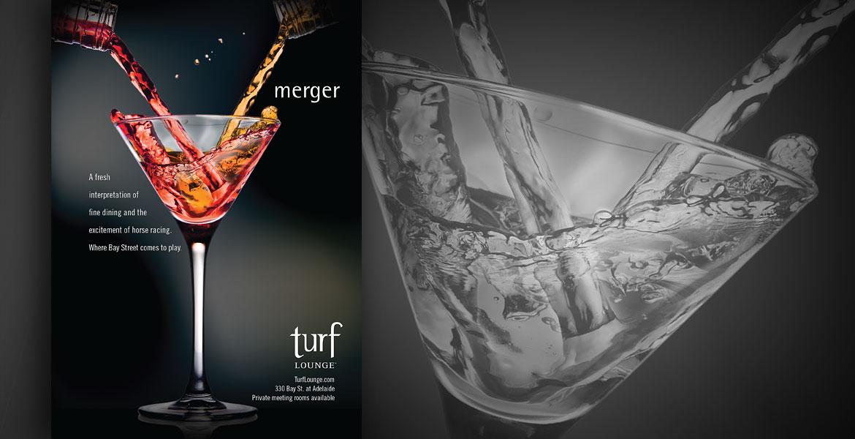 Turf Lounge: Merger
