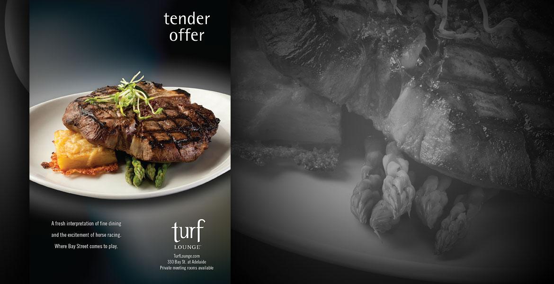 Turf Lounge: Tender Offer
