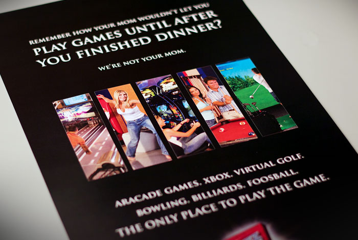 WEGZ Stadium Bar : Branding advertising campaign story with complimentary graphics #4