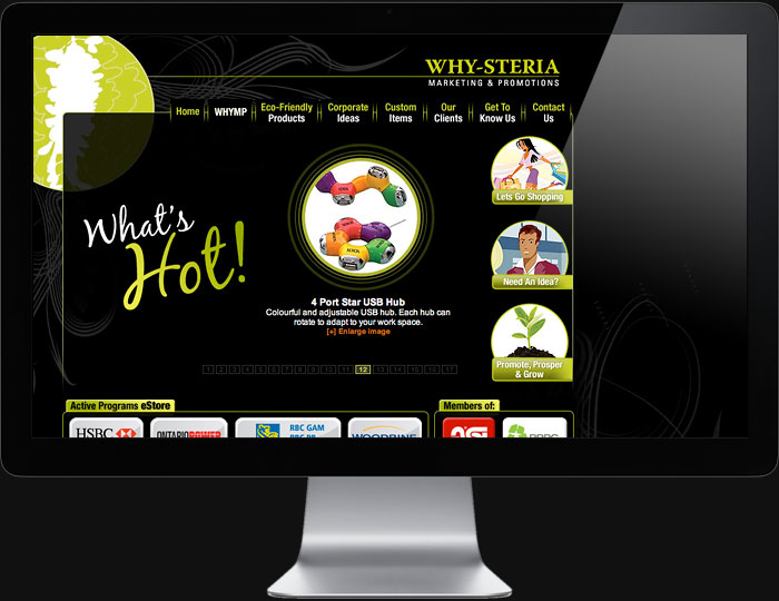 Why-Steria Inc. : homepage