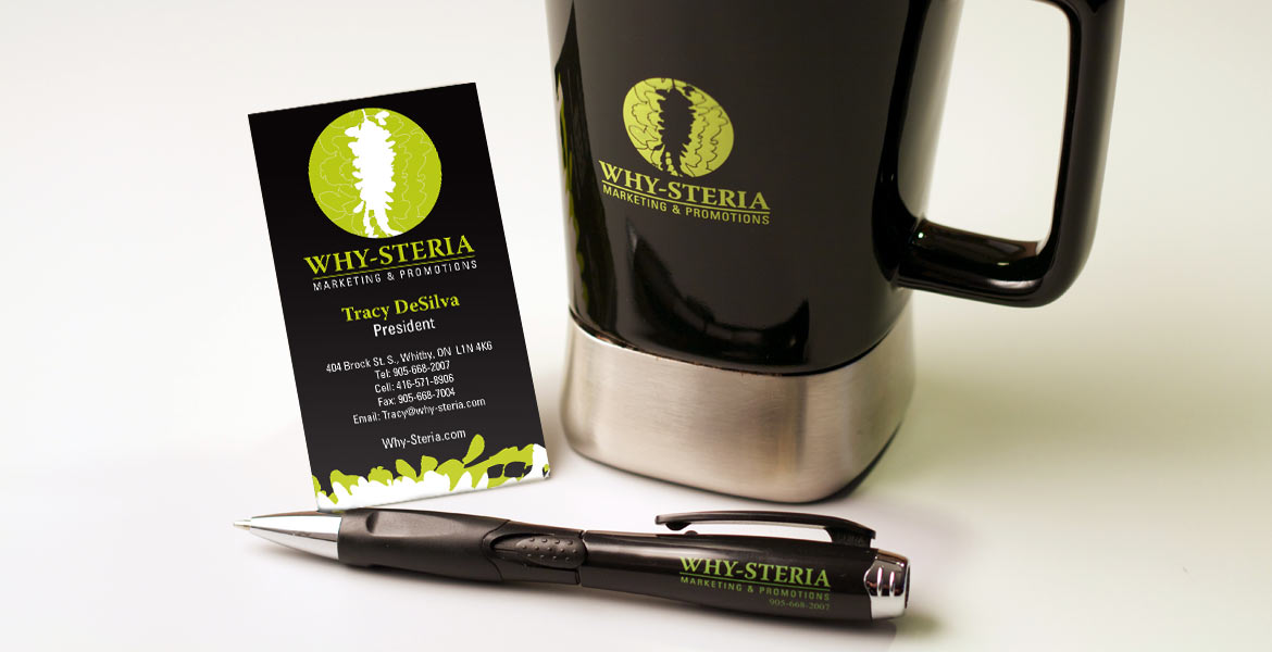 Why-Steria Marketing & Promotions : Branding Merchdise