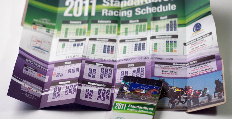 Woodbine Racetrack Events Calendar